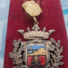 Militaria: MEDALLA ALCALDE DEL MASNOU BARCELONA. Lote 277607443