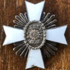 Militaria: MEDALLA ARGENTINA VINTAGE ORIGINAL DE LA ORDEN DE MAYO AL MÉRITO MILITAR EN EL GRADO DE COMANDANTE. Lote 277647533