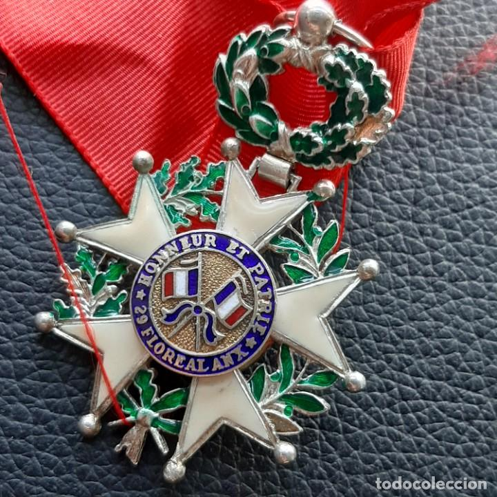 Militaria: Medalla de la legión de honor francesa - Foto 2 - 278224598
