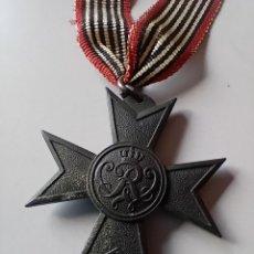 Militaria: MEDALLA CRUZ DE MÉRITO DE AYUDA DE GUERRA. 1916-1924. I GUERRA MUNDIAL. PRUSIA ALEMANIA GUILLERMO II. Lote 278806343