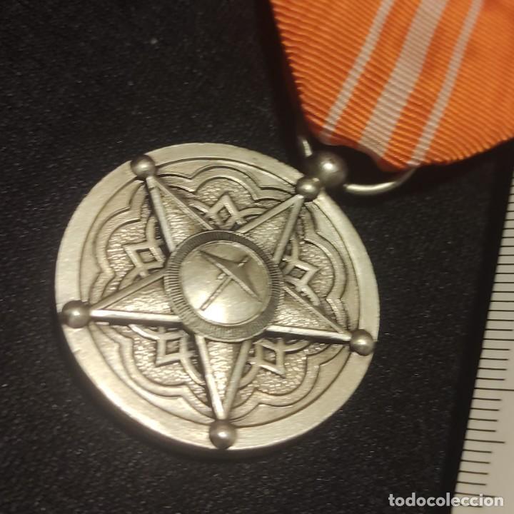 MEDALLA DE MÉRITO DE MARRUECOS (Militar - Medallas Internacionales Originales)