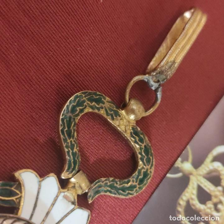 Militaria: Orden de la corona de Yugoslavia - Foto 4 - 278843658