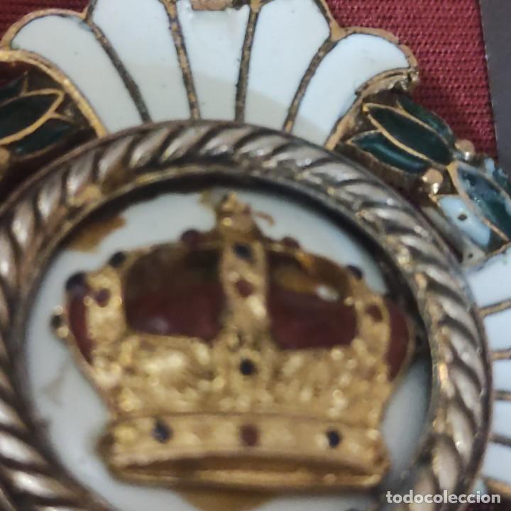Militaria: Orden de la corona de Yugoslavia - Foto 5 - 278843658
