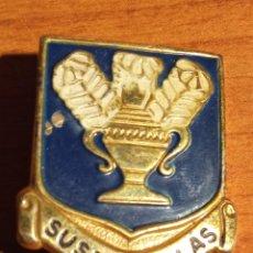 Militaria: SUSTINEO ALAS. Lote 279335638
