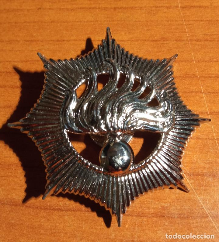 INSIGNIA ARTILLERIA (Militar - Medallas Internacionales Originales)