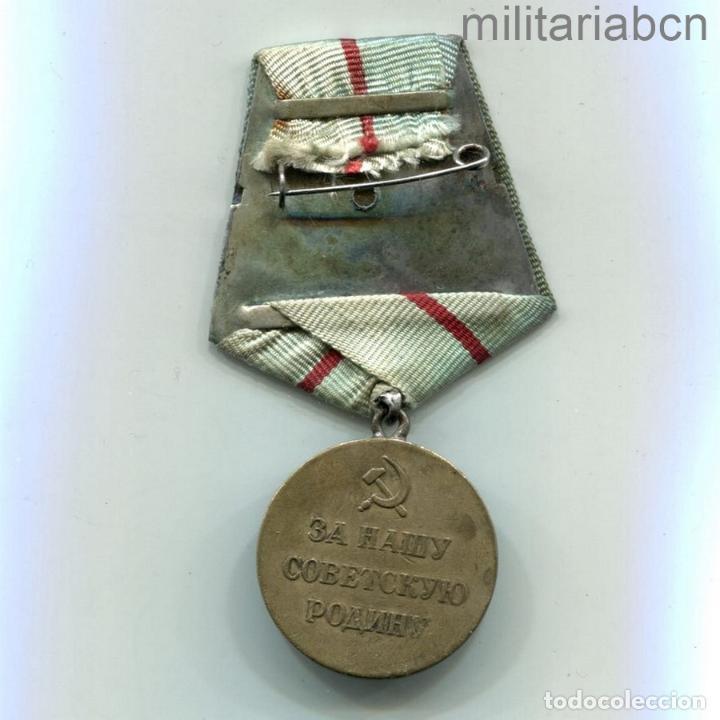 Militaria: URSS Unión Soviética Medalla por la Defensa de Stalingrado 1941-1945. Медаль За оборону Сталинграда - Foto 2 - 279411253