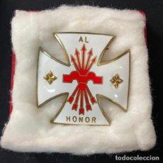 Militaria: MEDALLA-AL HONOR-FALANGES DE GALICIA. Lote 279461753