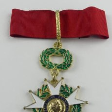 Militaria: REPLICA DE LA FAMOSA MEDALLA DE LA LEGIÓN FRANCESA *HONOR Y PATRIA*. INN. Lote 279522838