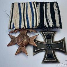 Militaria: ALEMANIA - PASADOR DE LA I GUERRA MUNDIAL. Lote 281781568
