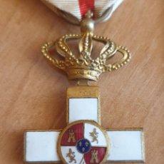 Militaria: MEDALLA MERITO MILITAR BLANCO ALFONSINA. Lote 282194513