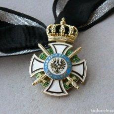 Militaria: ORDEN DE HOHENZOLLERN.PRUSIA. Lote 283863503