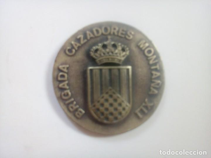 BIGADA CAZADORES MONTAÑA XLI; XXV ANIVERSARIO 1996-1991 (Militar - Medallas Españolas Originales )