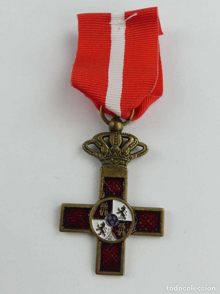 MEDALLA CRUZ DEL MERITO MILITAR (Militar - Reproducciones y Réplicas de Medallas )