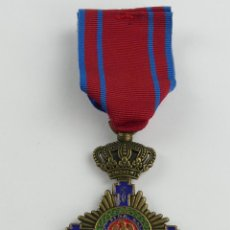 Militaria: MEDALLA DE ROMANIA IN FIDE SALUS. Lote 285236908