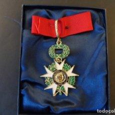 Militaria: MEDALLA COMANDANTE DE LA LEGION DE HONOR. REPUBLICA FRANCESA. REPUBLICA FRANCESA. REPLICA. SIGLO XX. Lote 286870123