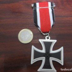 Militaria: CRUZ HIERRO 2 CLASE IRON CROSS 2 CLASS EISERNE KREUZ 2 KLASSE 1939 INSIGNIA MEDALLA NAZI. Lote 287178383
