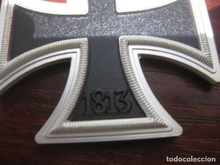Militaria: CRUZ HIERRO 2 CLASE IRON CROSS 2 CLASS EISERNE KREUZ 2 KLASSE 1939 INSIGNIA MEDALLA NAZI - Foto 3 - 287178383