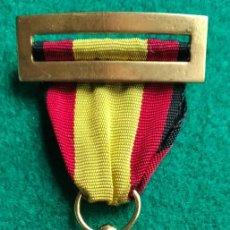Militaria: MEDALLA DE LA CAMPAÑA 1936/39 (MODELO PINTADO). Lote 287325353
