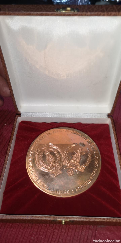 ANTIGUA MEDALLA INGENIEROS FERROCARRRILES DE LOS ZAPADORES FERROVIARIOS DEL EJÉRCITO (Militar - Medallas Españolas Originales )