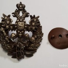 Militaria: IMPERIO DE RUSIA MEDALLA DE BRONCE AL MERITO MILITAR EN LA ACADEMIA MILITAR.EPOCA ZARISTA.. Lote 288320853