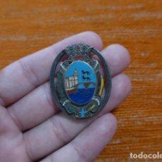 Militaria: ANTIGUA MEDALLA DE BILBAO A IDENTIFICAR, POLICIA ?. Lote 288653088