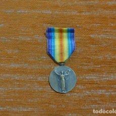 Militaria: ANTIGUA MEDALLA FRANCESA GRAN GUERRA POR LA CIVILIZACION 1914 - 1918, I GUERRA MUNDIAL. FRANCIA. Lote 288720828