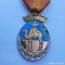 Militaria: MEDALLA DEL IFNI 1957 PRIMER MODELO PARA OFICIALES. Lote 293178363