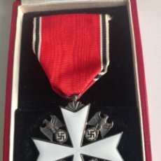 Militaria: ANTIGUA MEDALLA ORDEN DEL ÁGUILA ALEMANA, INSIGNIA III REITCH. Lote 293556028
