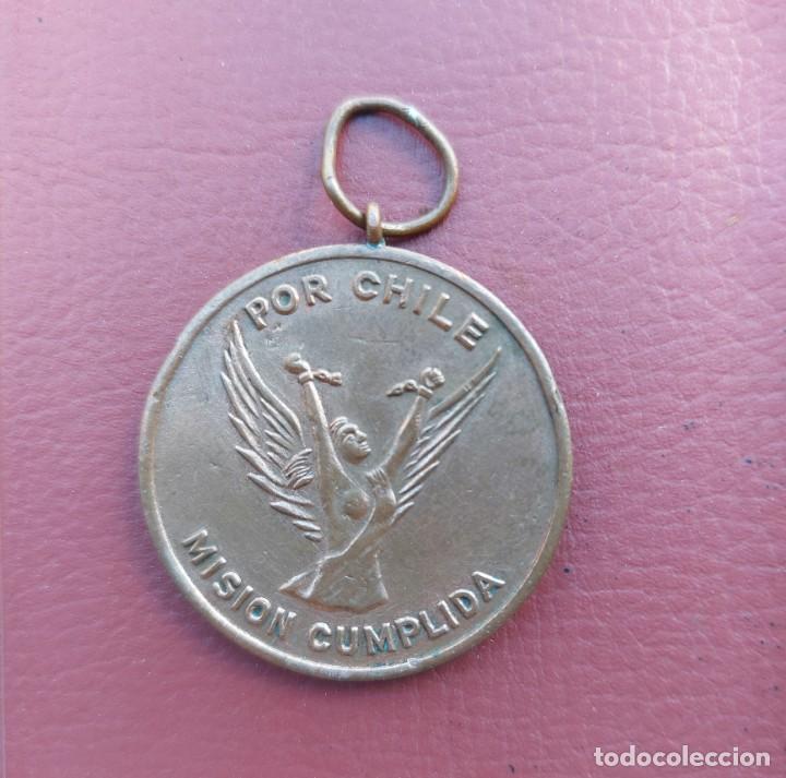 MEDALLA ARMADA DE CHILE (Militar - Medallas Internacionales Originales)