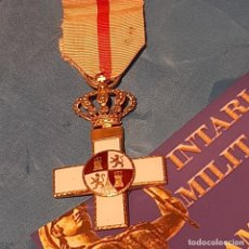 Militaria: CRUZ MERITO DISTINTIVO BLANCO GOBIERNO PROVISIONAL. Lote 294087293