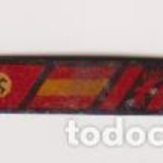 Militaria: GUERRA CIVIL PIN DE ALFILER. BANDERA DE ESPAÑA, FALANGE, ALEMANIA, ITALIA.... Lote 295656843