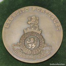 Militaria: MEDALLA EJÉRCITO PORTUGUÉS. JEFE DEL ESTADO MAYOR DEL EJÉRCITO PORTUGUÉS. 19 OCTUBRE 1982.. Lote 295843668