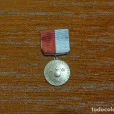Militaria: ANTIGUA MEDALLA SUECA DE ARTILLERIA OTORGADA EN 1949, ORIGINAL, SUECIA.. Lote 296746663
