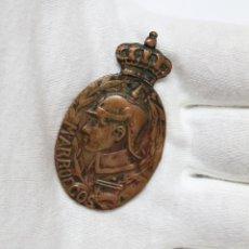 Militaria: MEDALLA MILITAR DE MARRUECOS ALFONSO XIII AÑO 1916. Lote 296777098