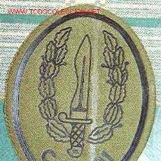 Militaria: PARCHE DE BRAZO.. Lote 6745708