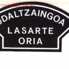 Militaria: PARCHE POLICIA LOCAL, LASARTE ORIA.. Lote 14015067