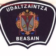Militaria: PARCHE POLICIA LOCAL, BEASAIN.. Lote 14015017