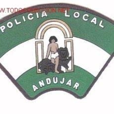 Militaria: PARCHE DE POLICIA LOCAL, ANDUJAR.. Lote 910341