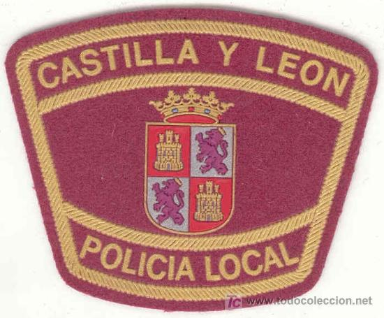 Policía Local Castilla Y León Sold Through Direct Sale 5142749