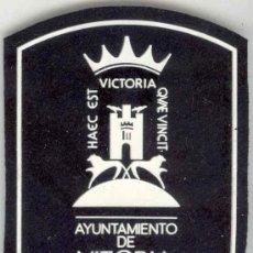 Militaria: AYUNTAMIENTO DE VITORIA GASTEIZ. Lote 140149894