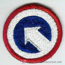Militaria: PARCHE USA - US ARMY - 1ST LOGISTICAL COMMAND. Lote 98615878