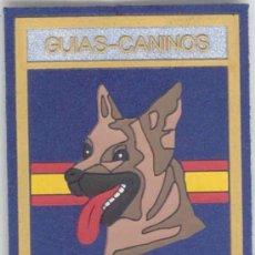 Militaria: POLICÍA NACIONAL. GUÍAS CANINOS. Lote 5292169