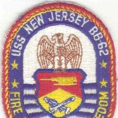 Militaria: ESTADOS UNIDOS. USS NAVY. USS NEW JERSEY BB-62. Lote 5347116