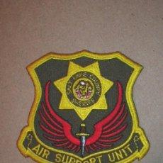 Militaria: PARCHE POLICIA USA HELICOPTEROS. Lote 16768594