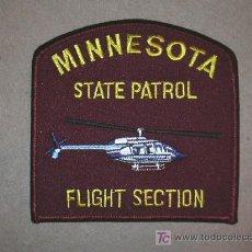 Militaria: PARCHE POLICIA USA HELICOPTEROS. Lote 17943469