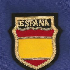 Militaria: DISTINTIVO BRAZO DIVISIÓN AZUL BORDADO. Lote 195183646