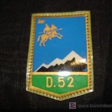 Militaria: PARCHE DE TELA. Lote 295887188