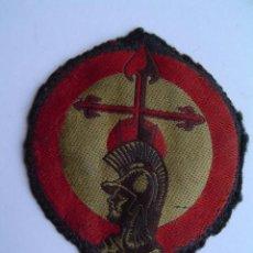Militaria: PARCHE ESCUELA DE SUBOFICIALES. Lote 26605208