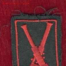 Militaria: TRES PARCHES BORDADOS APUNTADOR. Lote 217663532