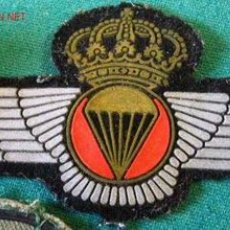 Militaria: PARCHE DE PARACAIDISTAS DE AVIACIÓN.. Lote 2397214